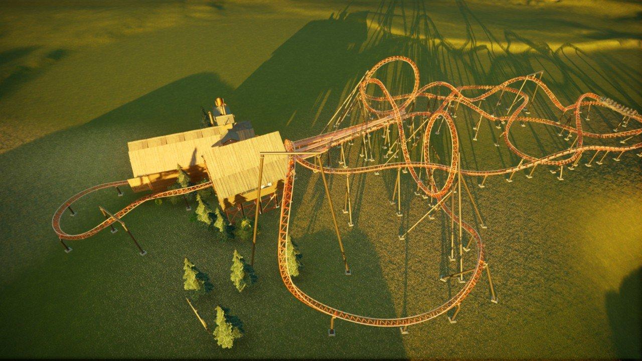 Achterbahn 1