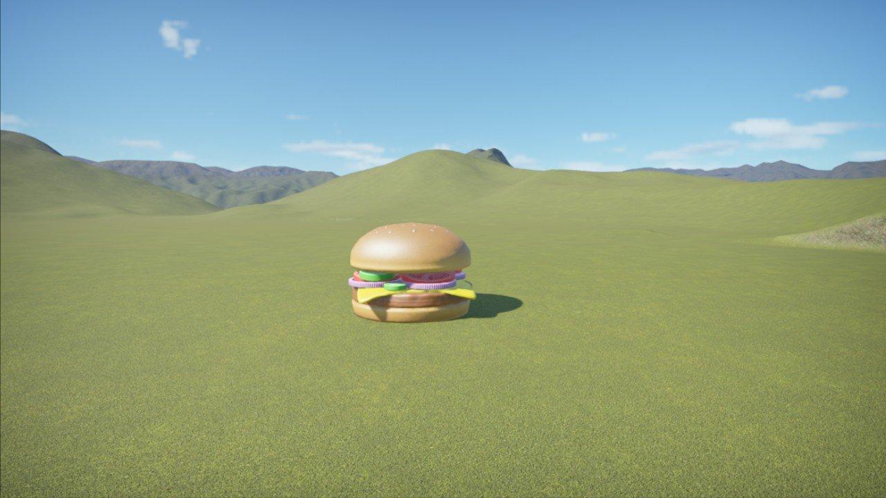 chese burger