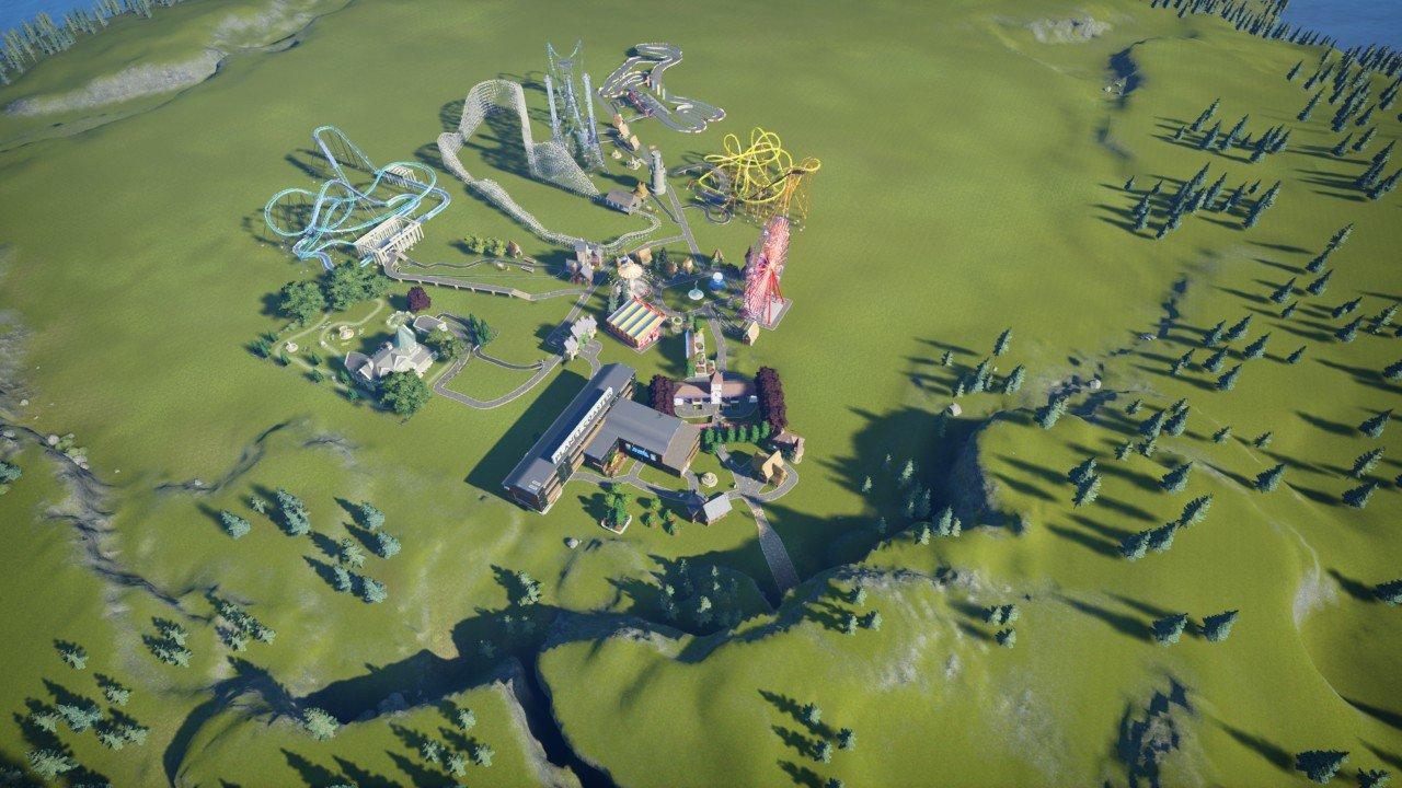 JV Hüttlis Park Beta 1.0