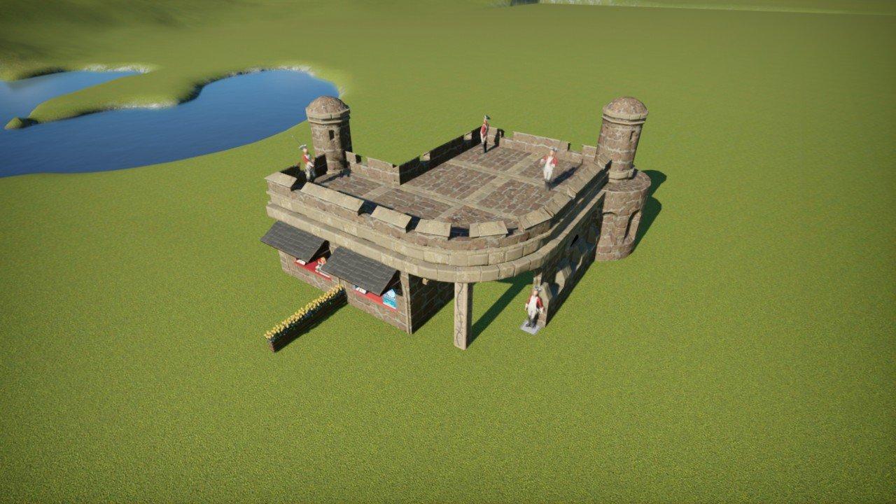 Shop Castle