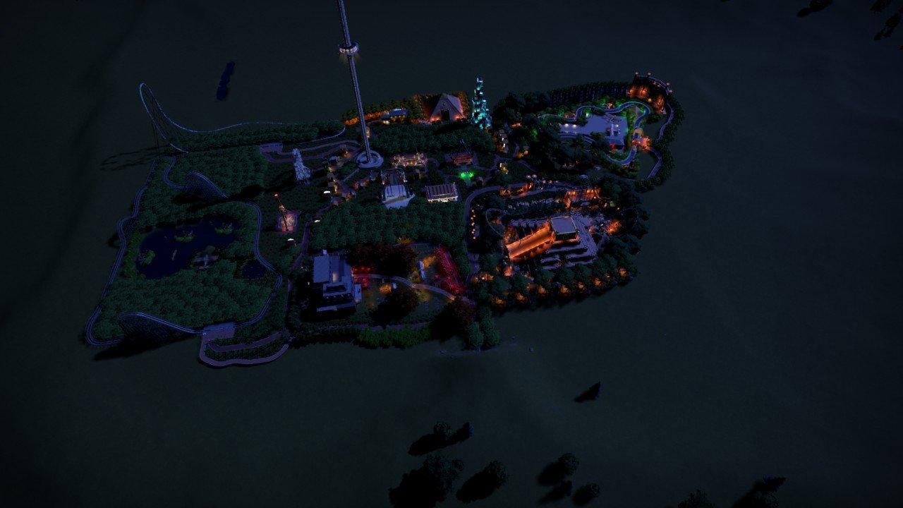 LaPolo Rock - Planet Coaster: Console Edition mod - Frontier Workshop